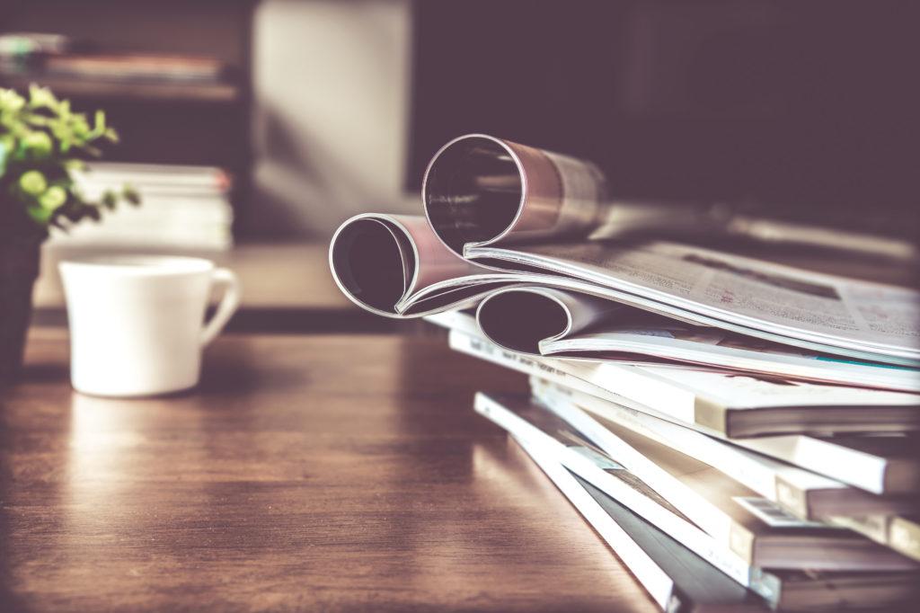 Magazine Startup Investment
