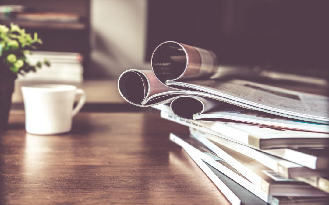Who Funds Magazine Startups?