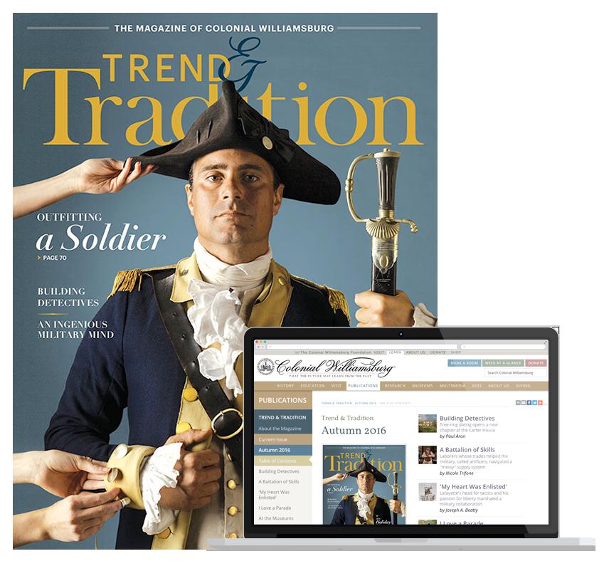 Trend & Tradition Magazine