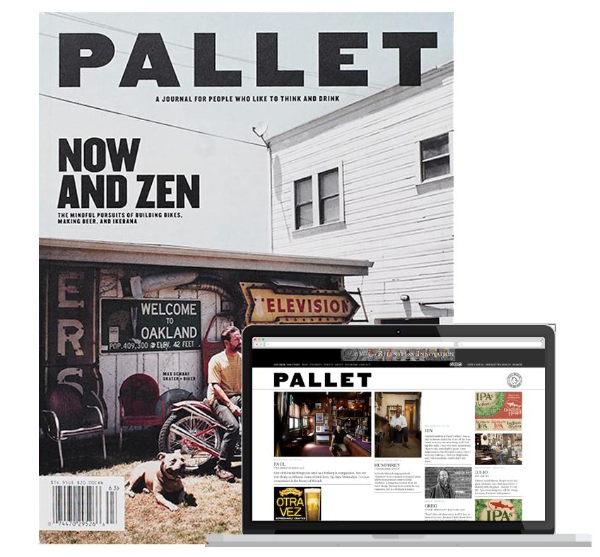 Pallet Magazine