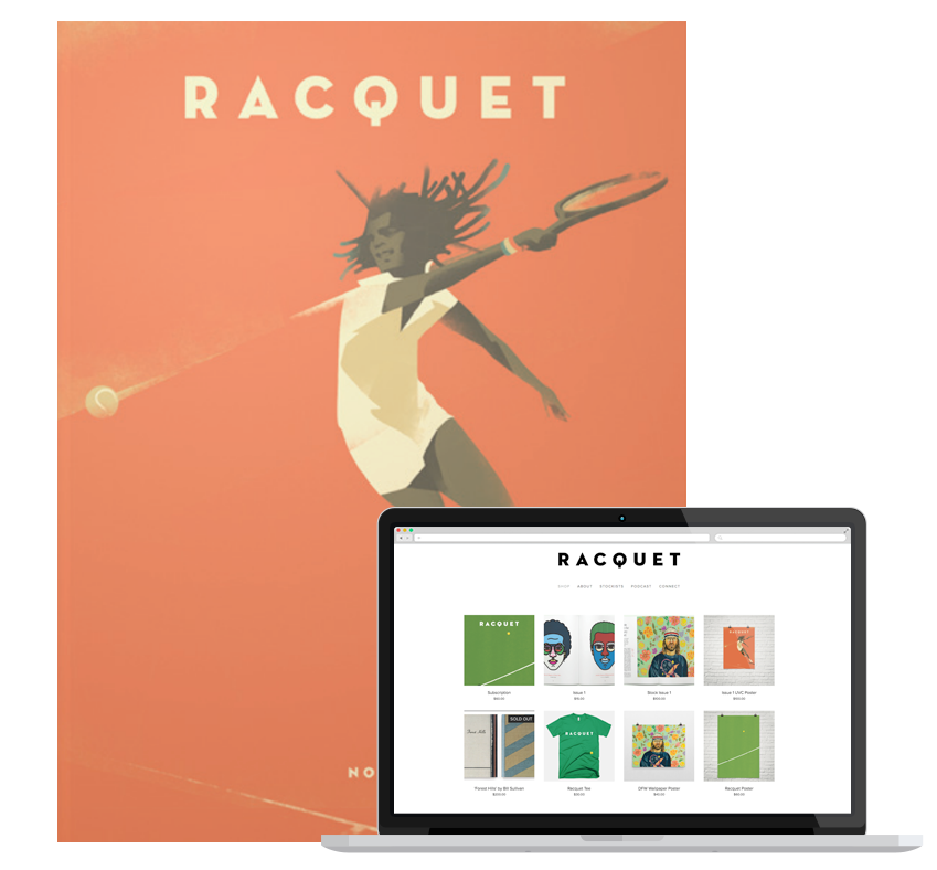 Racquet Magazine