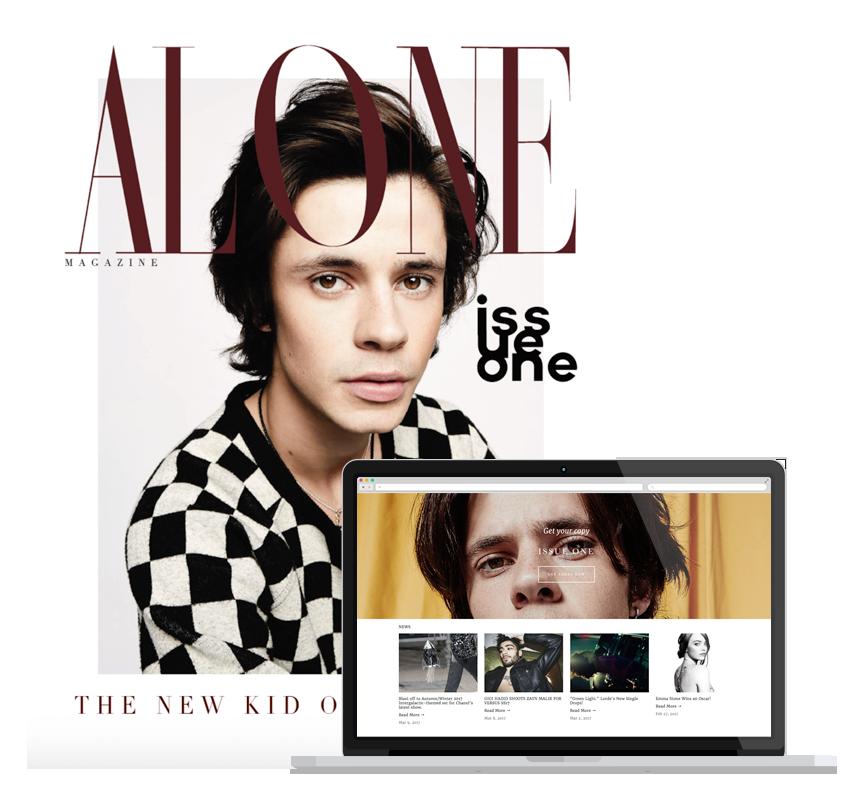 Alone Magazine