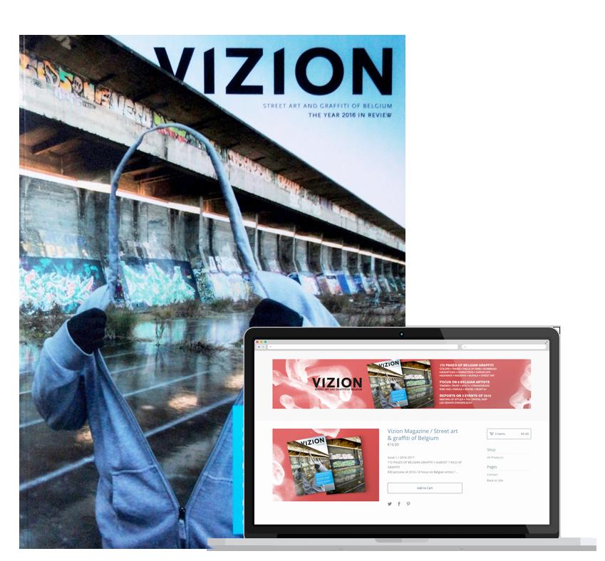 Vizion Magazine
