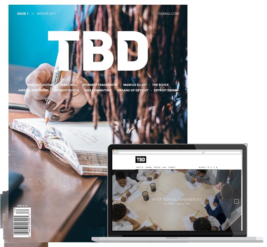 TBD Magazine