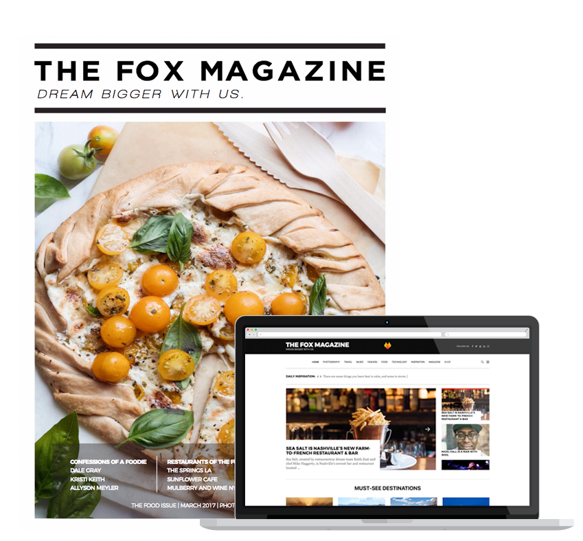The Fox Magazine