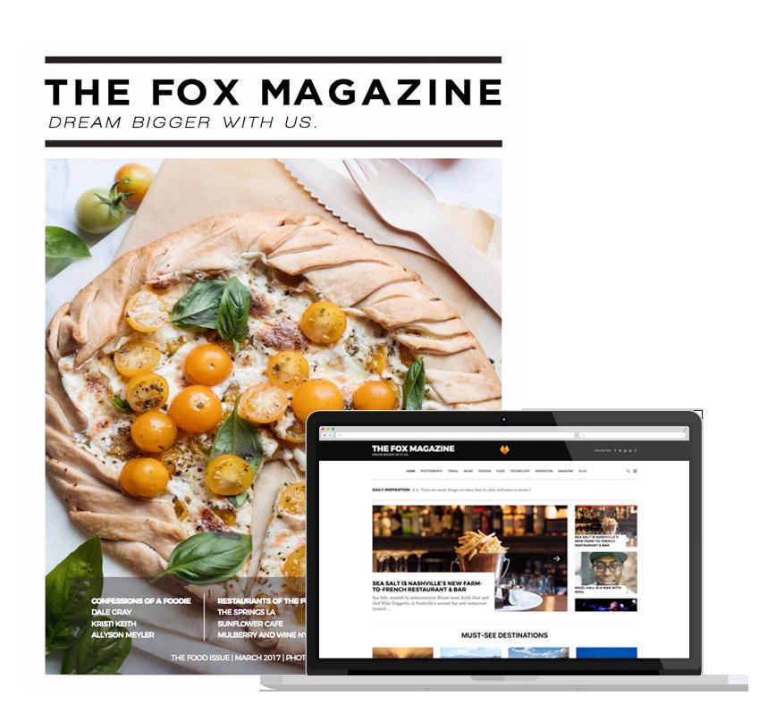 The Fox Magazine