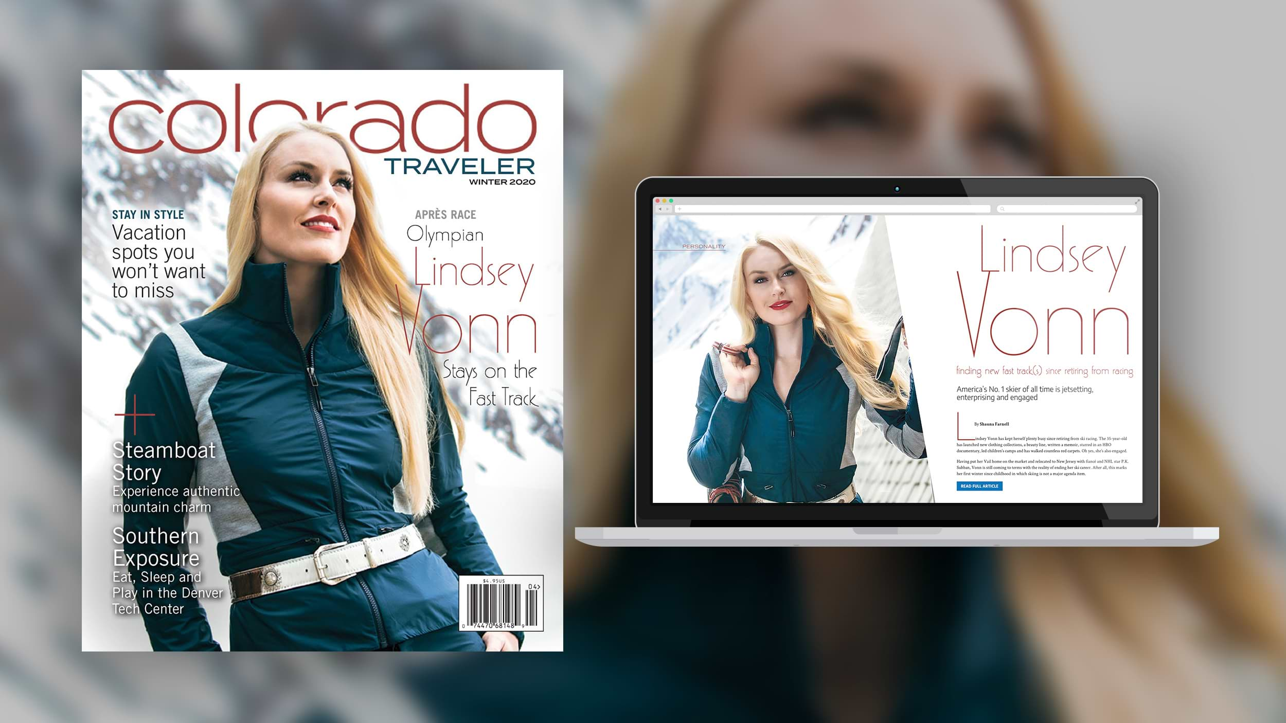 Colorado Traveler Magazine Winter 2020